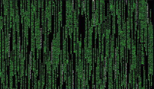 matrix screen